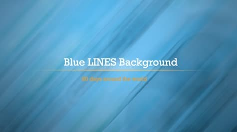Blurry Blue Lines PowerPoint Background 1 - 15+ Blue PowerPoint Backgrounds